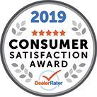 Customer Satisfaction Badge